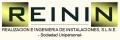 REALIZACIÓN E INGENIERÍA DE INSTALACIONES , SLNE (REININ)