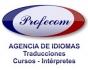 Profecom Traducciones y Formación en idiomas