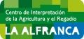 CIAR - Centro de Interpretación de la Agricultura y Regadío de Aragón