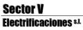 Sector V Electrificaciones, S.L.