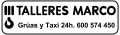 Talleres MARCO Gr�as y Taxi