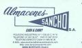 Almacenes Sancho, S.A.