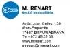 M.Renart Gestió Immobiliaria API
