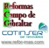 Reformas Campo de Gibraltar