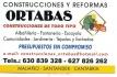CONSTRUCCIONES Y REFORMAS ORTABAS