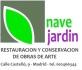 Nave Jardin Restauraci�n y Conservaci�n de Obras de Arte