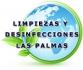 Limpiezas y desinfecciones Las Palmas
