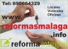 Reformas Malaga