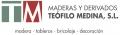 Maderas y Derivados Teófilo Medina, S.L.