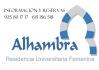 residencia universitaria de estudiantes Alhambra