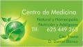 Mas Salud Consulta de Medicina Natural y Homeopatía. Nutrición.