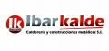 Calderer�a en Guipuzcoa: Calderer�a Ibarkalde S.L