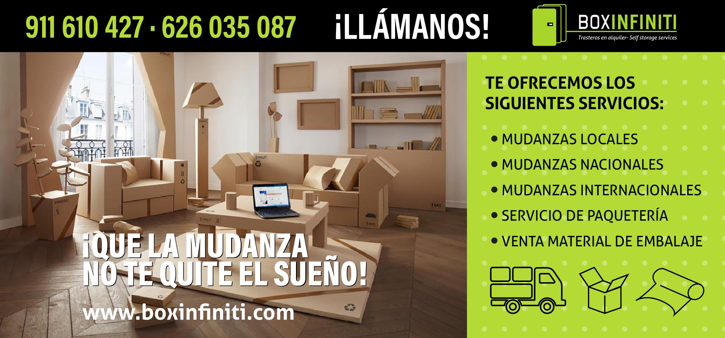 Box Infiniti Madrid