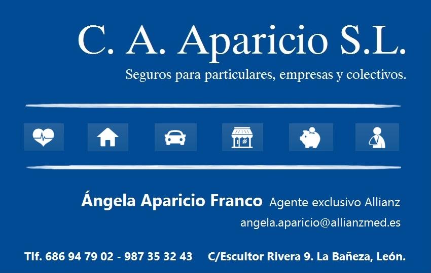 Seguros C. A. Aparicio S.L.
