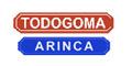 TODOGOMA ARINCA