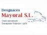 Desguaces Mayoral S.L. - CATV - Compra venta de camiones y furgonetas para su desguace