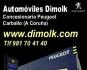 AUTOMOVILES DIMOLK, S.L.