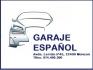GARAJE ESPA�OL, S.L.