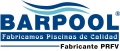 BARPOOL - Fabricante de piscinas de fibra.