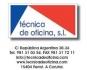 TECNICA DE OFICINA S.L.