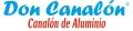 DON CANAL�N � - Canal�nes de aluminio. Fabricaci�n e instalaci�n. Alicante, Murcia, Costa Blanca, Costa C�lida.