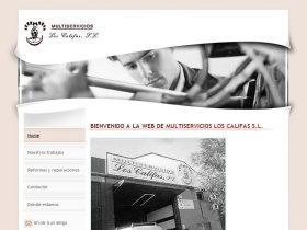 MULTISERVICIOS LOS CALIFAS S.L.
