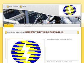 INGENIER�A Y ELECTRICIDAD RODR�GUEZ S.L.