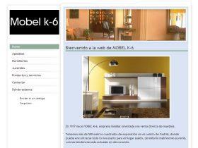 Muebles mobel k6 - Muebles bravo murillo ...