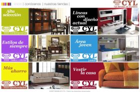 muebles cyl