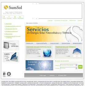SUMSOL SUMINISTROS SOLARES
