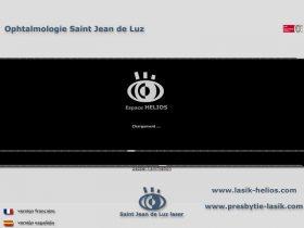 OPHTALMOLOGIE SAINT JEAN DE LUZ