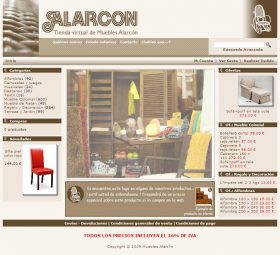 Alarc n barcelona c proven a 219 for Muebles alarcon barcelona